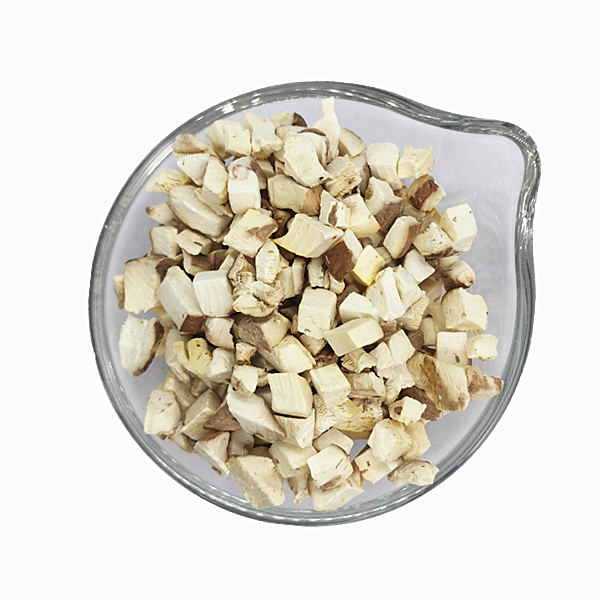 Dehydrated shitake mushroom