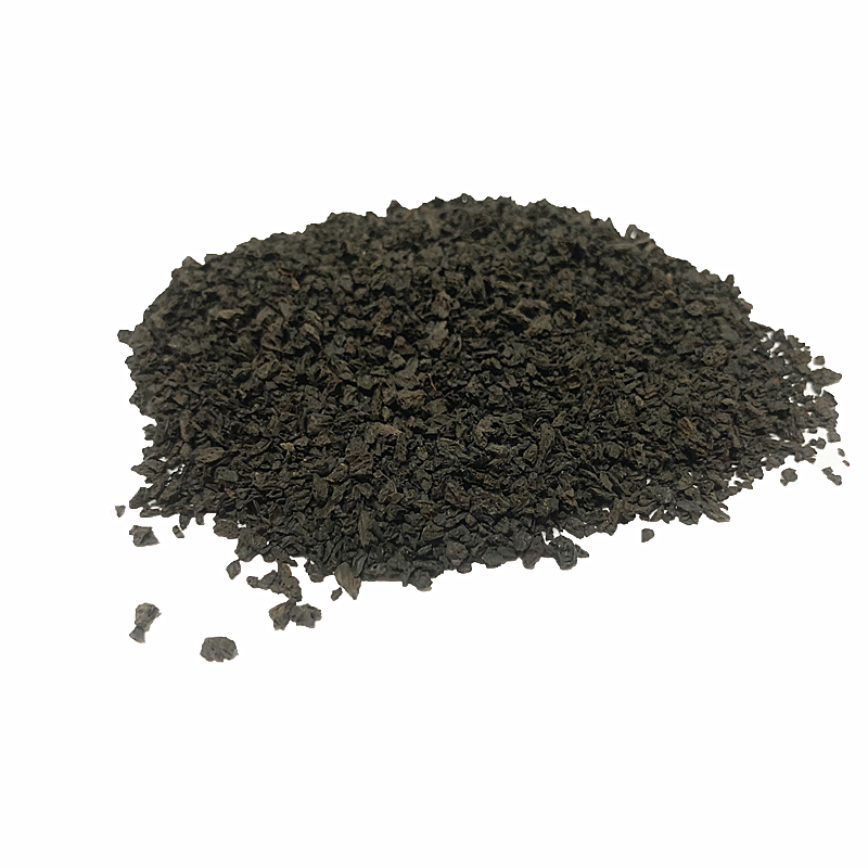 Black garlic grain