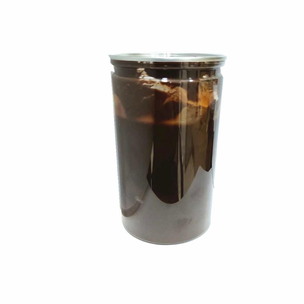 Black garlic paste