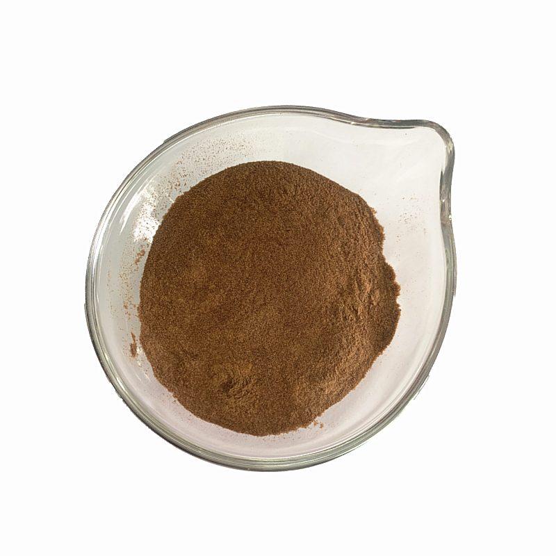 Pó de alho preto