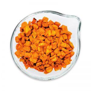 Puffed Dried Carrot